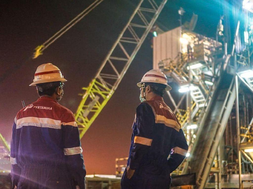 Completion Selesai, Pertamina EP Cepu Siap Pindah Rig Proyek Gas JTB