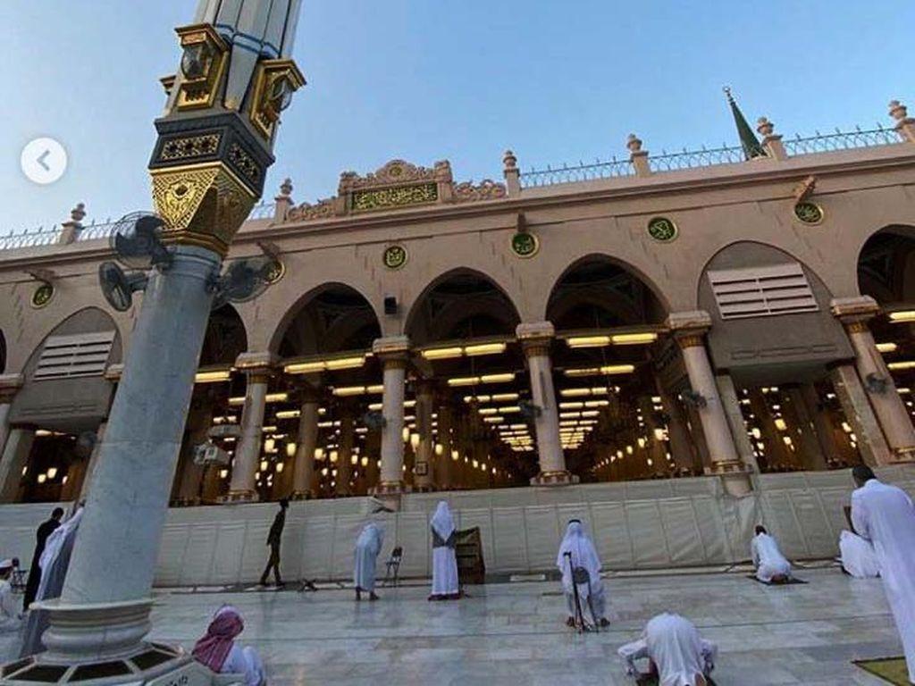 Tur Virtual Madinah, Semoga Bisa ke Masjid Nabawi Betulan Nanti