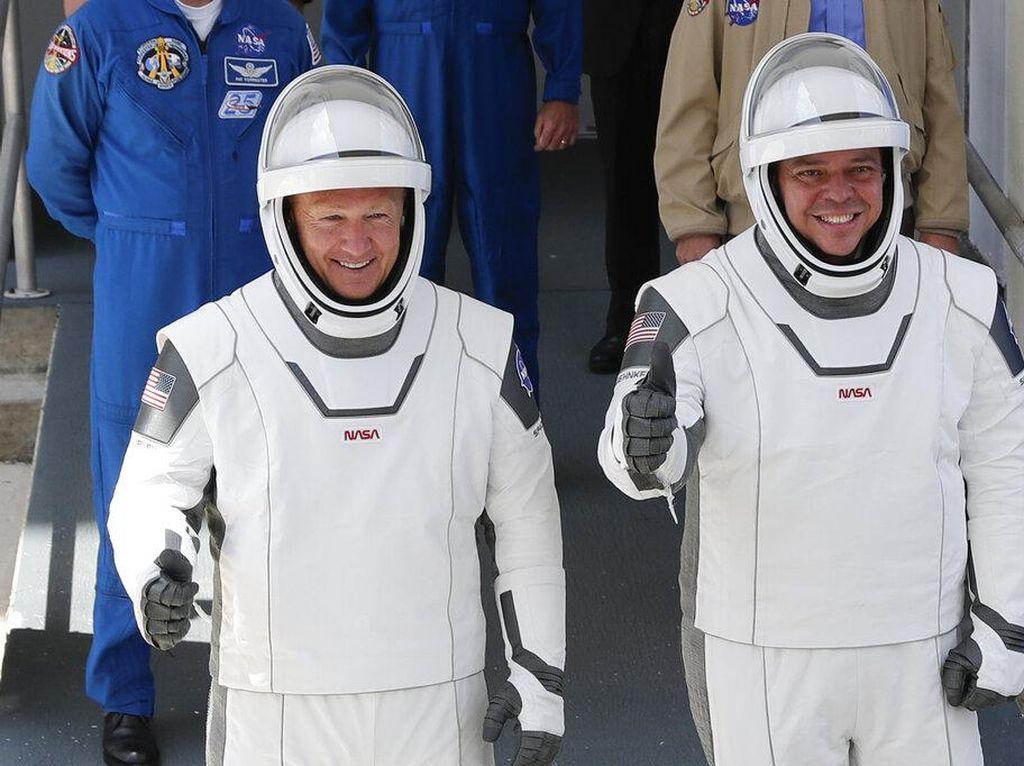 Kapsul SpaceX Akan Pulangkan Dua Astronaut NASA dari ISS