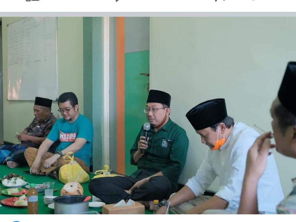 Halal Bihalal di Tengah Pandemi, Bupati-Ketua DPRD Kab Pasuruan Panen Kritikan