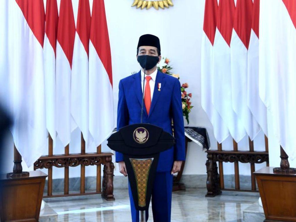 Pandemi Corona, Jokowi Ajak Pejabat Terus Berpihak untuk Rakyat
