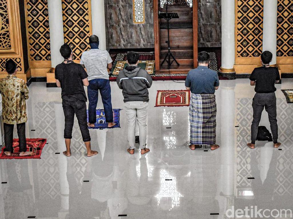 Panduan Ibadah di Masjid Selama Pandemi dari MUI DKI Jakarta
