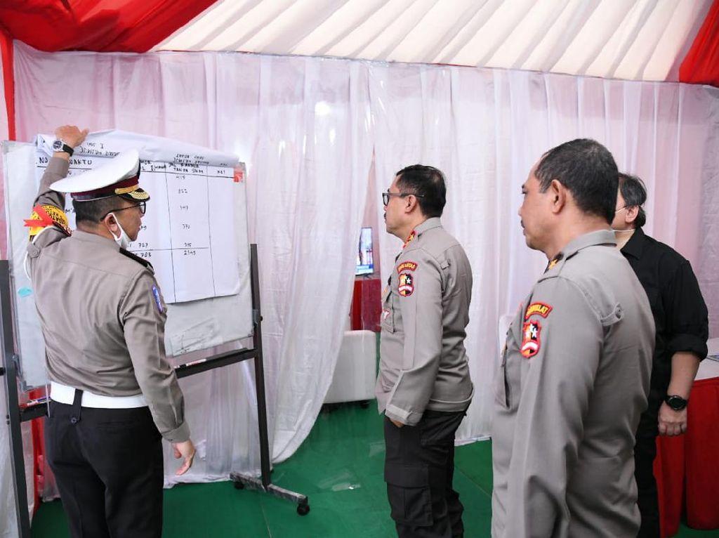 Sepekan Setelah Lebaran, 45 Ribu Kendaraan ke Arah Jakarta Diputar Balik