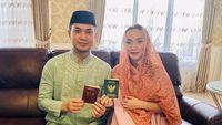 Zaskia Gotik dan Sirajuddin Resmi Nikah Secara Negara