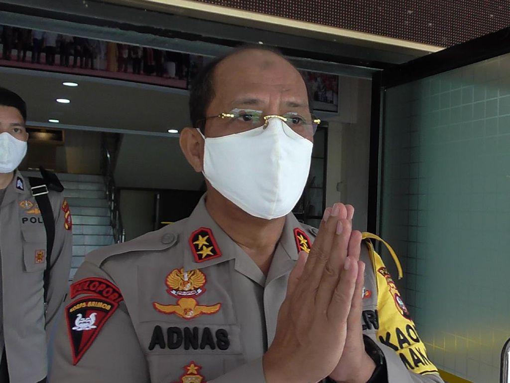 Jaga PSBB, Polda Gorontalo Kerahkan Pasukan di 7 Perbatasan Provinsi