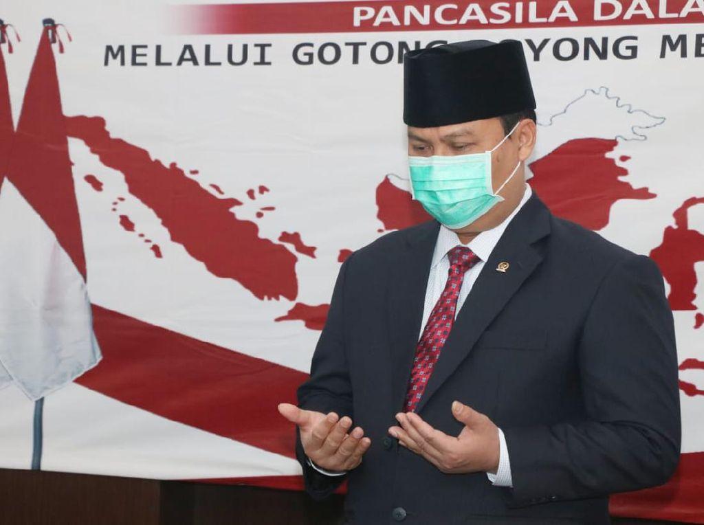 Pancasila dan Gotong Royong Bangsa Hadapi Pandemi COVID-19