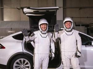 Ambisi Elon Musk Tinggal di Planet Mars