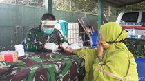208 Warga Kota Bogor Rapid Test Massal, Hasilnya Nonreaktif
