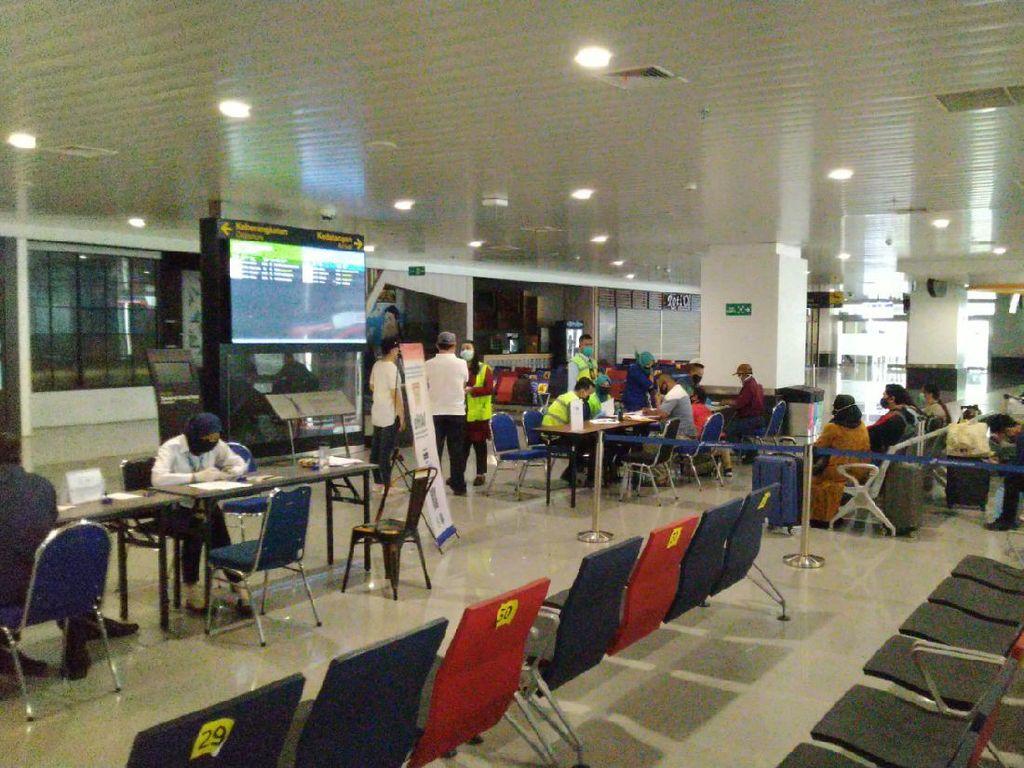 Sempat Ditutup karena Banjir, Bandara Ahmad Yani Semarang Kini Dibuka