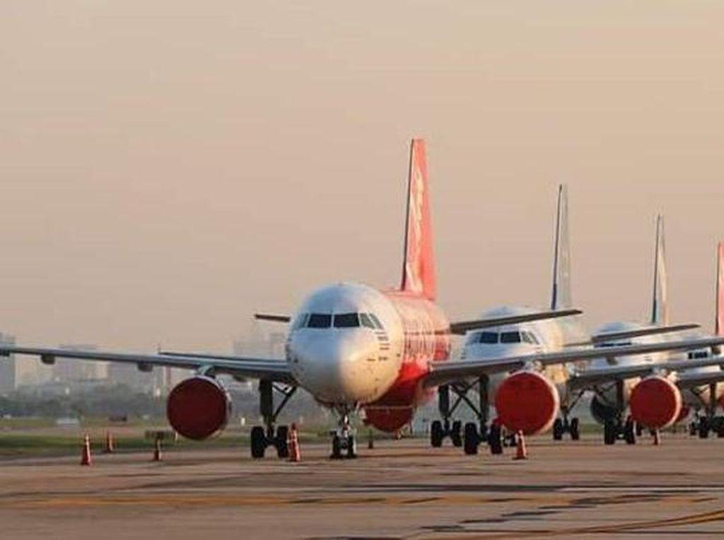AirAsia Ikut Sediakan Rapid Test Rp 95.500 di Bandara Soekarno-Hatta