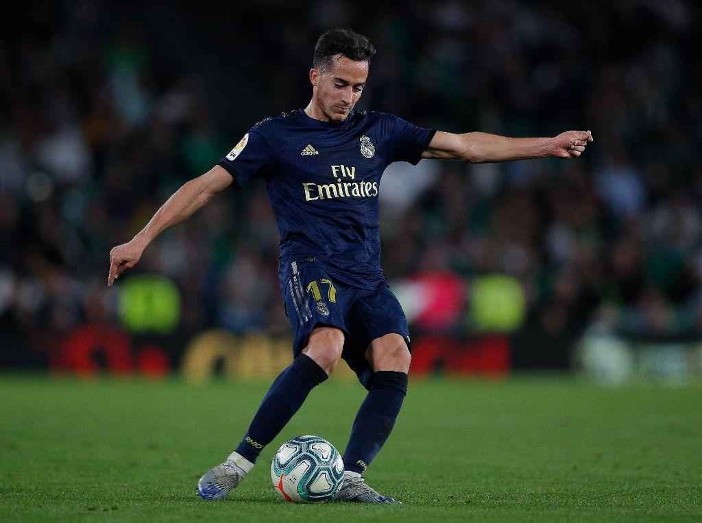 Lucas Vazquez: 11 Laga Sisa LaLiga Jadi Final buat Real Madrid