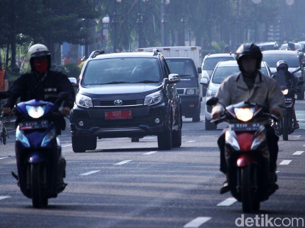 Jalan Dibuka dan Munculkan Keramaian, Begini Reaksi Walkot Bandung