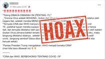 Viral Hoax Corona Disebut karena Bakteri, Bisa Sembuh Pakai Antibiotik