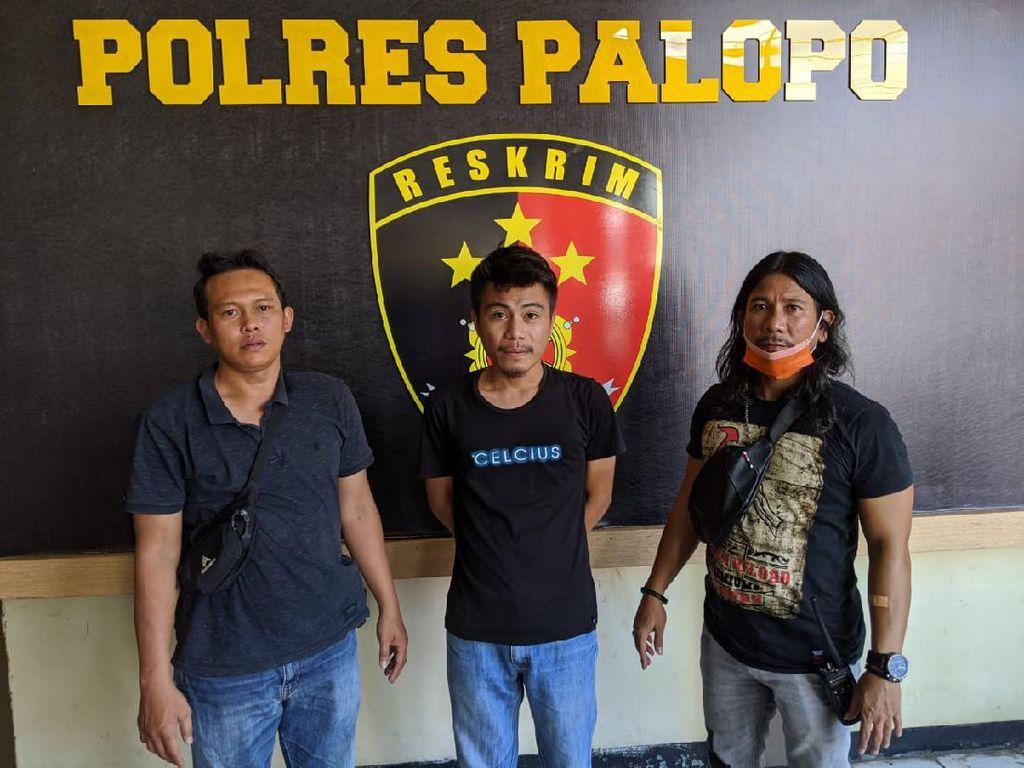 Komplotan Pria Mabuk Keroyok Tamu Hotel di Palopo, 2 Ditangkap Polisi