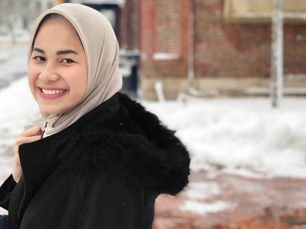 Video Cerita di Balik Pidato Nadhira Mahasiswi Indonesia di Harvard