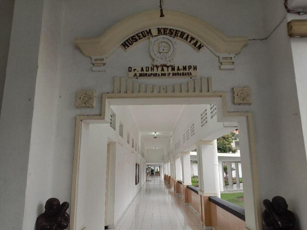 Museum Kesehatan, RS Darurat COVID-19 yang Sarat Kisah Mistis