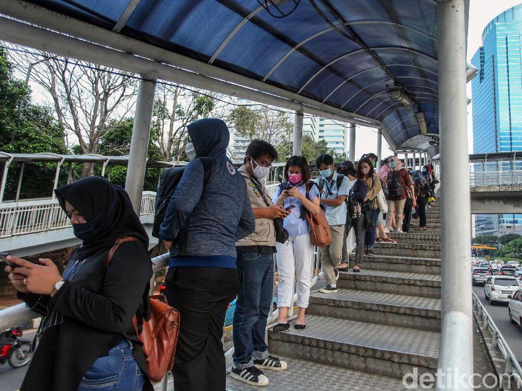 Jangan Bandel, Penumpang Angkutan Umum Juga Wajib Taati Protokol Kesehatan