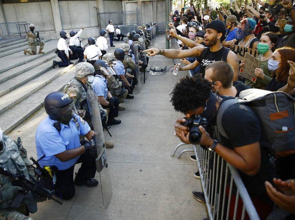 Penembakan Pria Kulit Hitam hingga Tewas, Polisi Atlanta AS Dipecat!