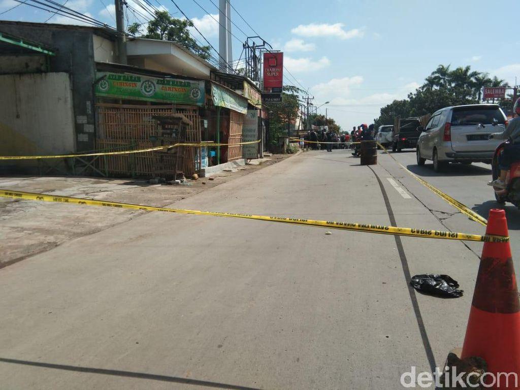 Heboh Tas Berisi Lilitan Kabel di Karawang, Polisi: Bukan Bom
