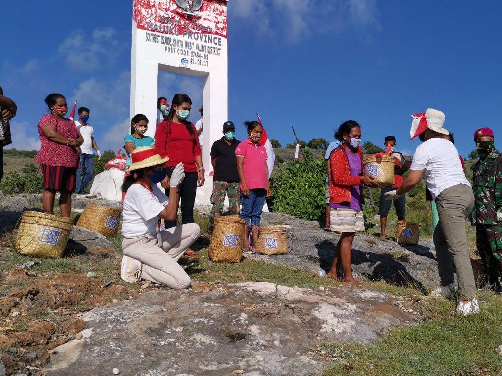 Jaga Persatuan Pancasila di Tapal Batas Indonesia