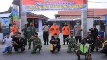 Forkopimda Madiun Libatkan Pesilat untuk Tekan Corona di Kampung Tangguh