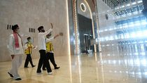 Poin-poin Instruksi Jokowi saat Cek Persiapan New Normal di Istiqlal
