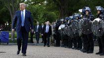 Iran Minta Bantuan Interpol untuk Tangkap Trump, AS: Itu Aksi Propaganda!