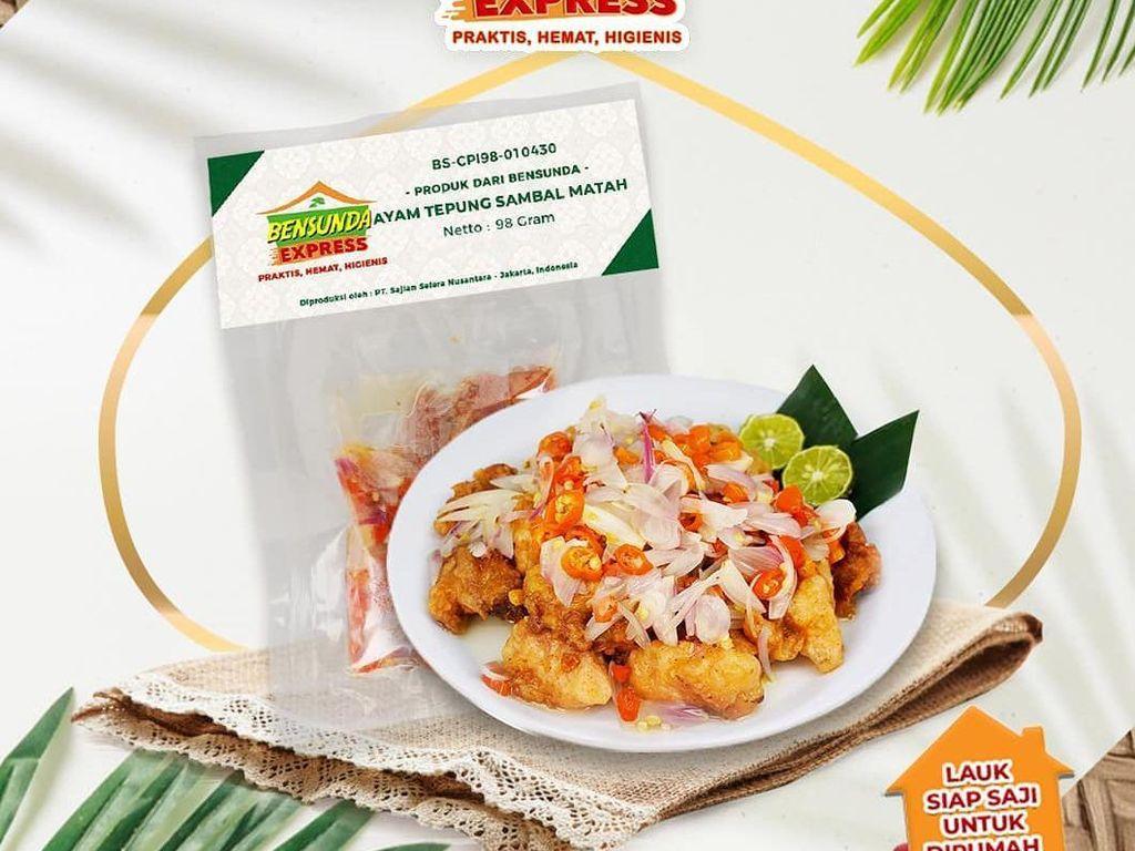 5 Artis Ini Jual Makanan Siap Santap, dari Menu Sunda sampai Mie Ayam