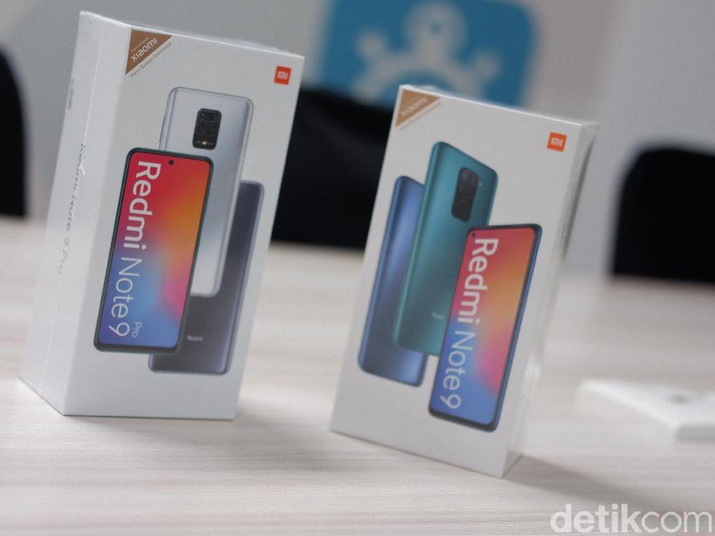 Intip Spesifikasi Lengkap Redmi Note 9 dan Redmi Note 9 Pro