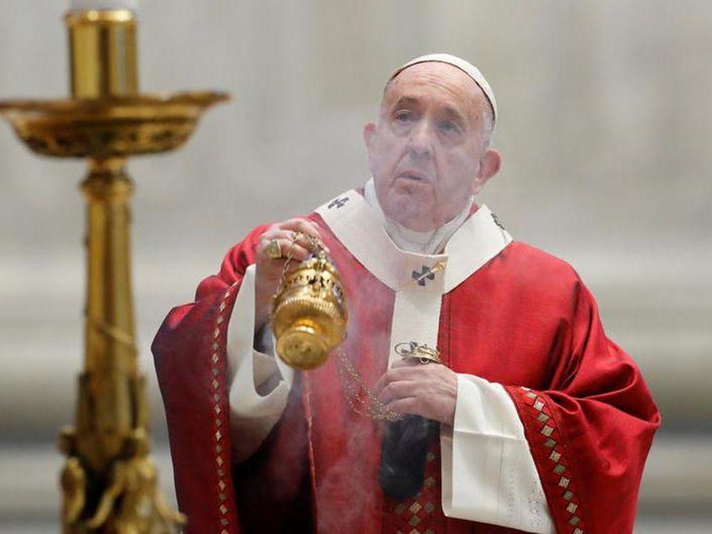 Lawan Korupsi di Vatikan, Paus Keluarkan Aturan Tender dan Pengadaan Barang