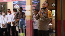 Kapolda Sumsel: Kampung Tangkal COVID-19 Manfaatkan Lahan Untuk Ketahanan Pangan