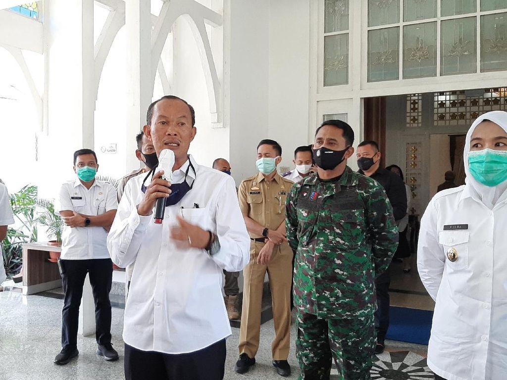 PSBB Palembang Diperpanjang 14 Hari