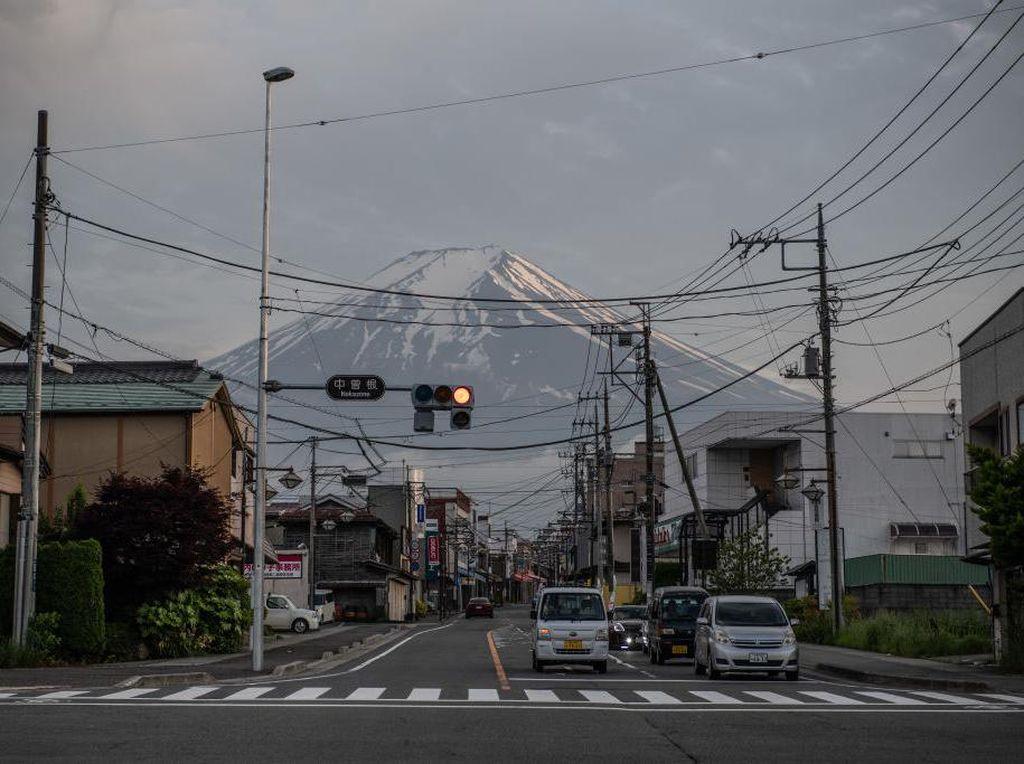 Mina-san, Pendakian Gunung Fuji Dibuka Nih