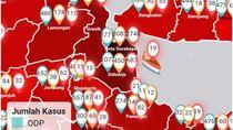 Selain Surabaya, 5 Wilayah Ini Juga Jadi Zona Hitam Corona di Indonesia