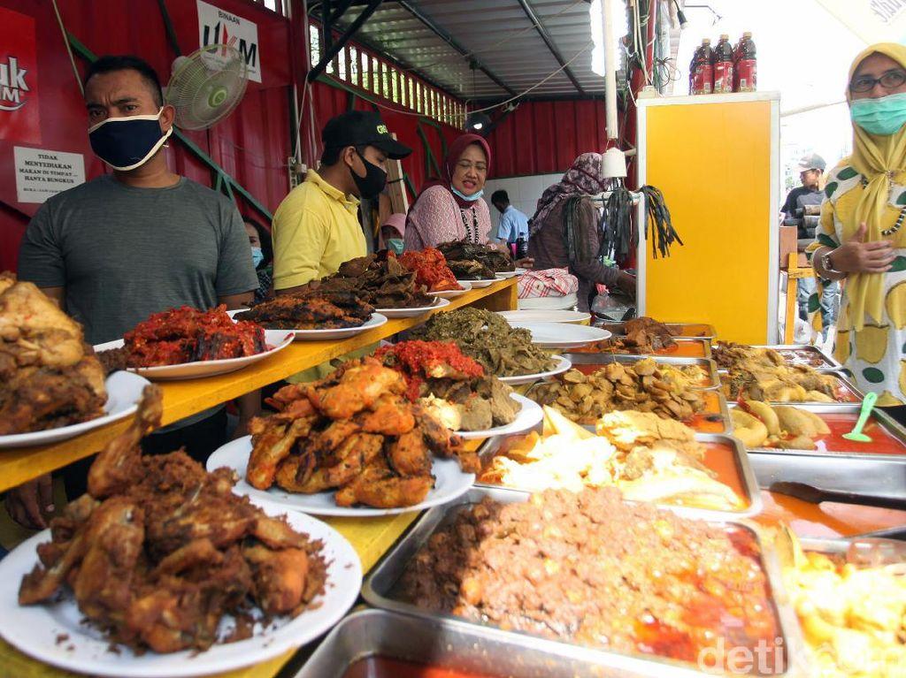 Ini Perbedaan Budaya Makan di Sumatera, Tidak Pelit Lauk