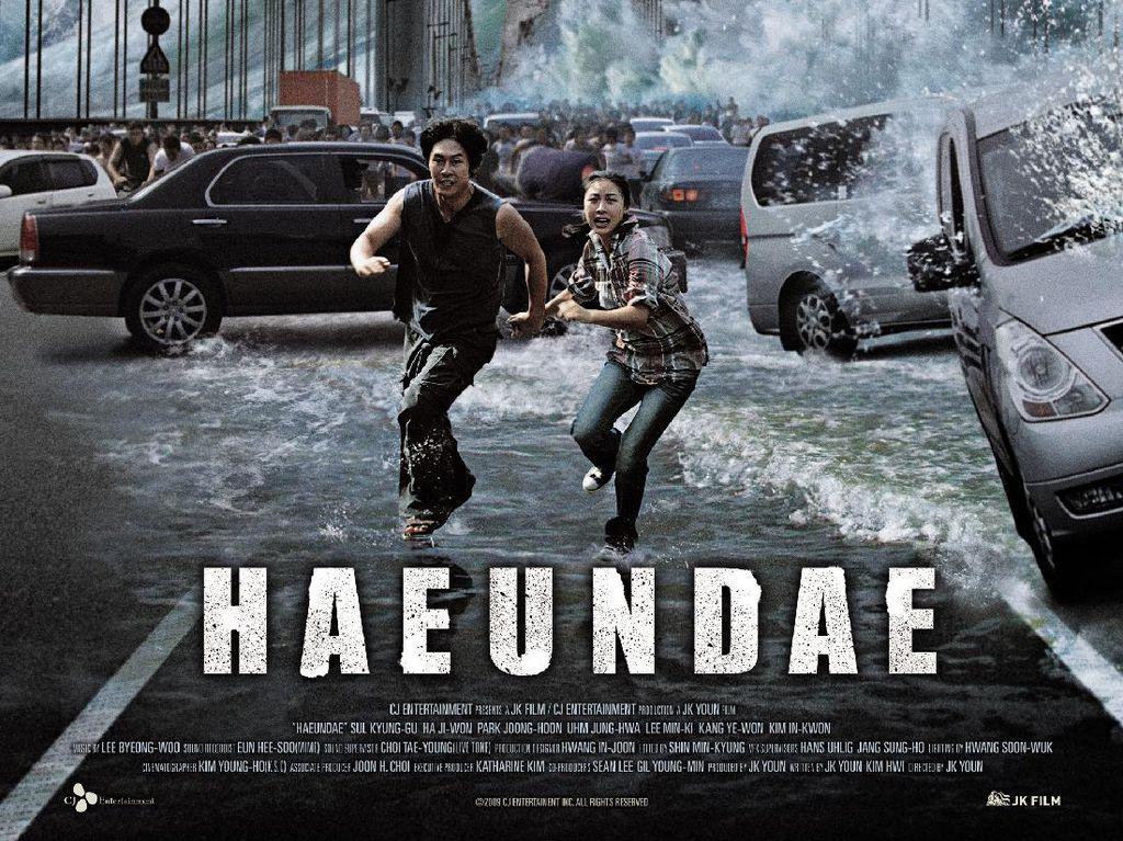 Sinopsis Haeundae, Bencana Tsunami Besar