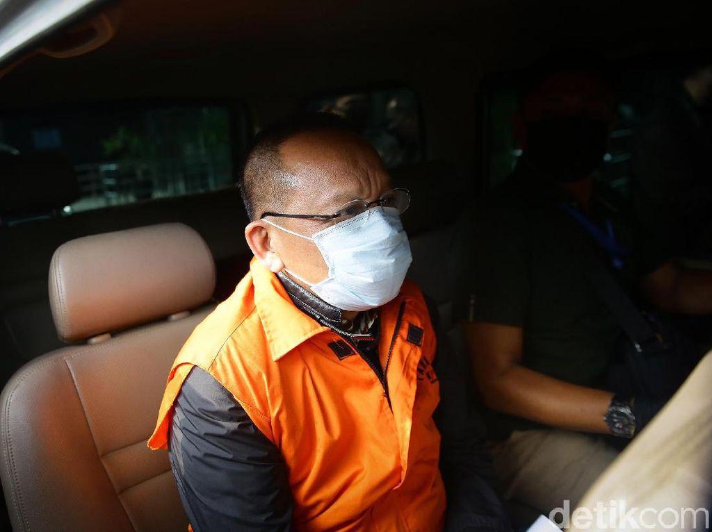 Nurhadi Jelaskan Gaji Bulanan di MA hingga Aset Vila di Megamendung