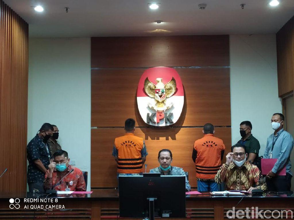 Nurhadi dan Menantunya Sama-sama Ditahan di Gedung C1 KPK