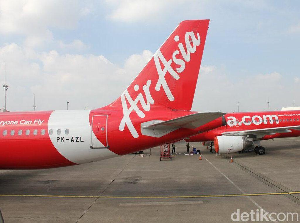Guys! AirAsia Punya Tiket Rp 1,5 Juta yang Bisa Terbang Berkali-kali