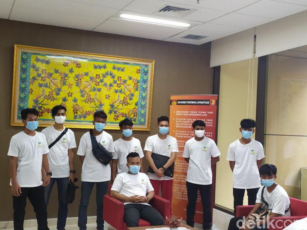 Pulang ke Indonesia, 9 WNI Eks ABK Kapal China Mengaku Dieksploitasi