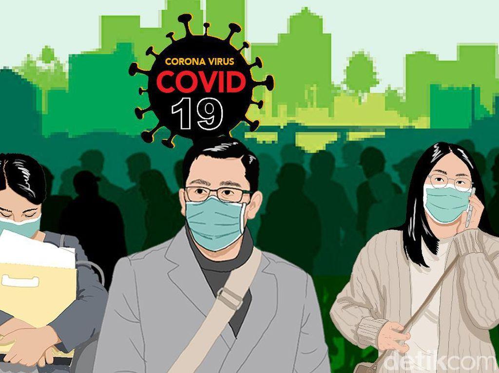 311 dari 473 Pasien Positif Corona di Luwu Timur Dinyatakan Sembuh