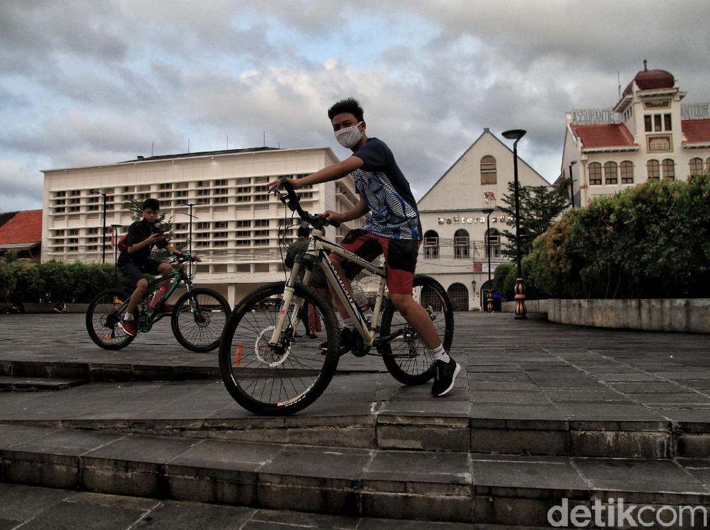 Jadwal Lengkap Pembukaan Tempat Wisata DKI Jakarta di Masa Transisi