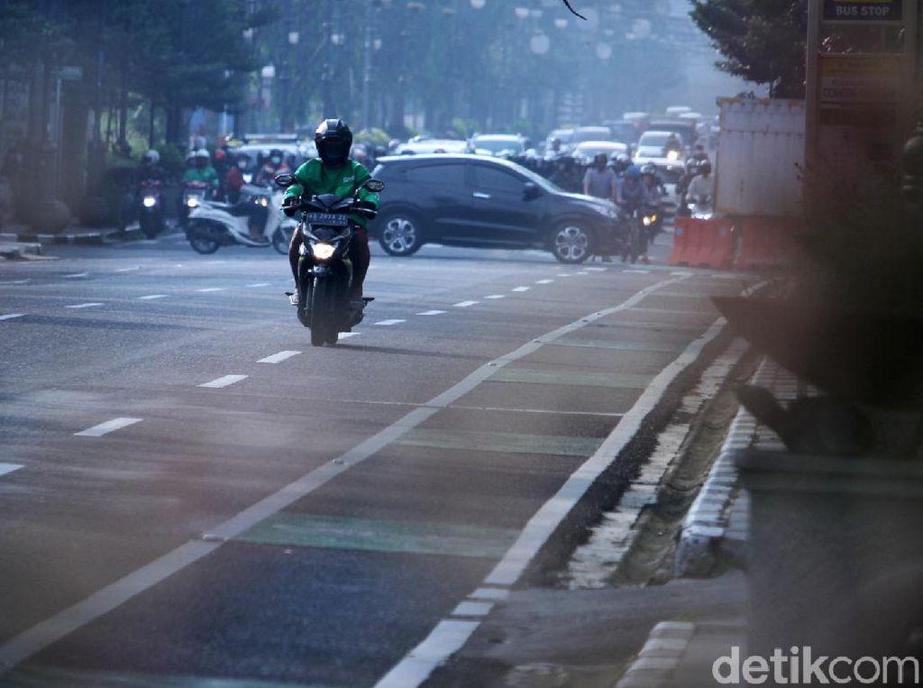 Pemkot Bandung Tutup Lagi 4 Jalan Protokol