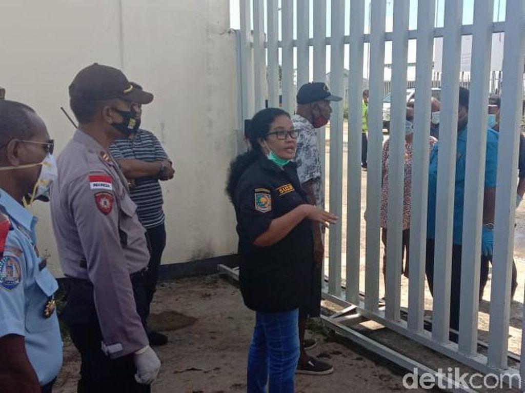30 WN Asal Papua Nugini Dipulangkan dari Jayapura Papua