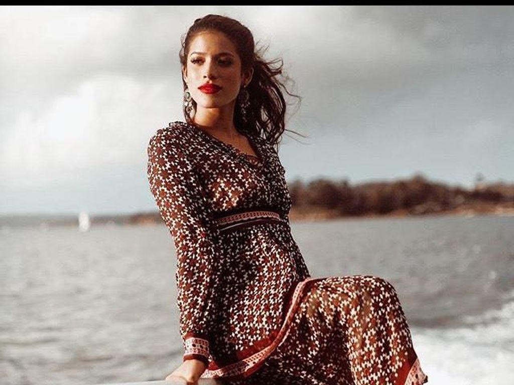 Foto: Miss Universe Malaysia Dihujat Usai Komentari Kematian George Floyd