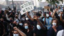 Ribuan Warga Prancis Pawai Desak Polisi Ungkap Kematian Adama Traore