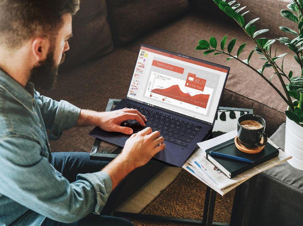 Asus ExpertBook B9450, Laptop Bisnis Ringan Punya Pendingin Mumpuni