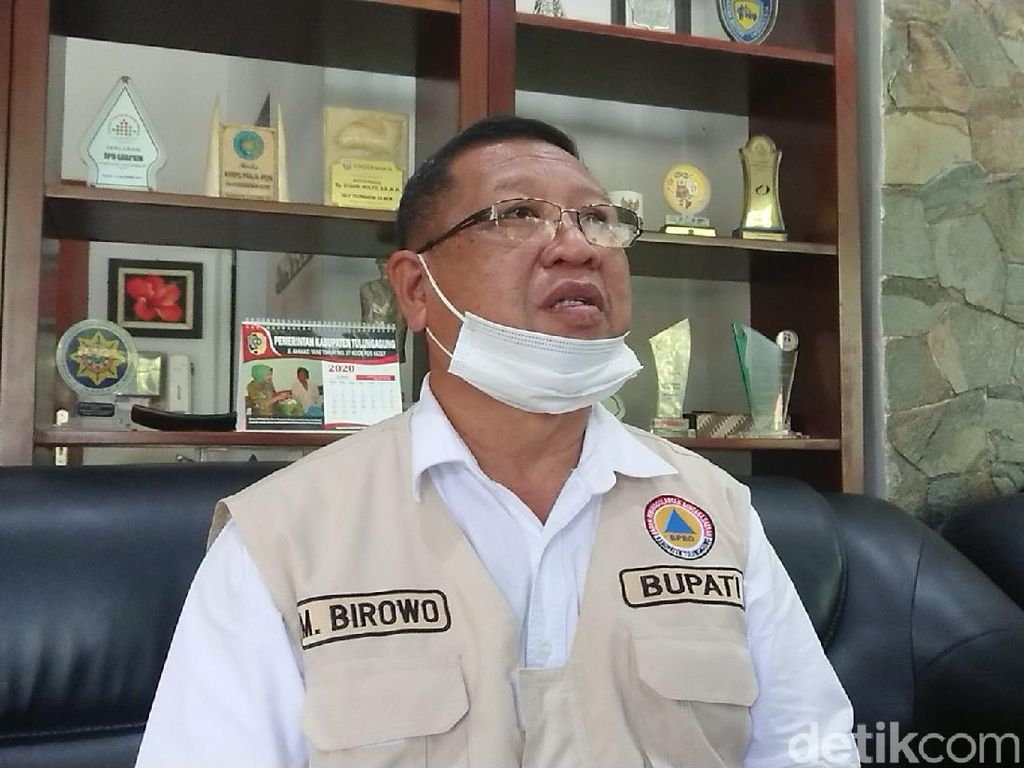 Ini Penjelasan Bupati Tulungagung soal Anggota DPRD yang Ngamuk dan Banting Botol
