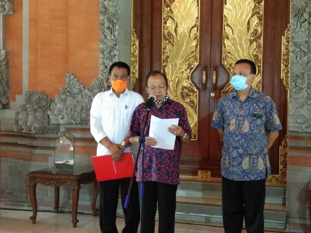 Bali Tak Masuk Daerah Diizinkan New Normal, Ini Penjelasan Gubernur Koster