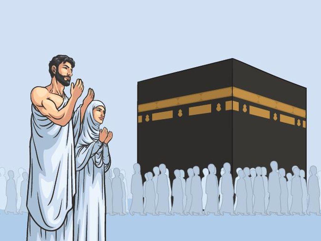 Corona Terus Melonjak, Arab Saudi Didesak Batalkan Haji Tahun Ini
